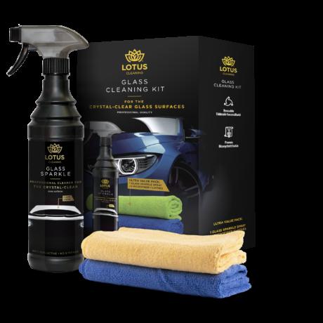 LOTUS Glass Cleaning kit