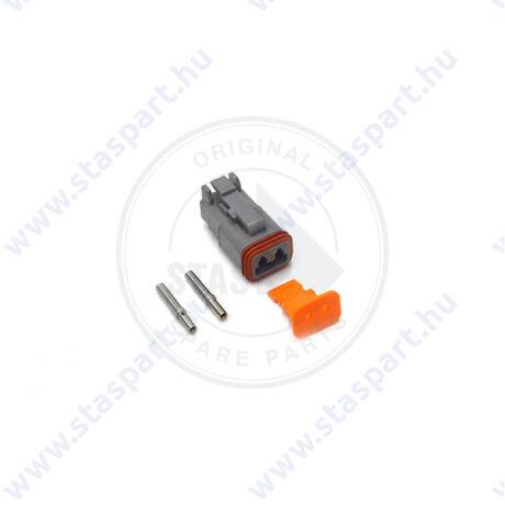 Vízzáró csatlakozó  (1 X 85600100 + 1 X 85100110 + 2 X 85600120)