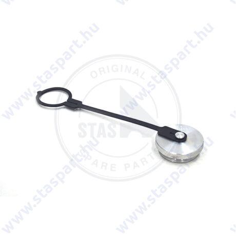 """CAP FOR SCREW COUPLING EDBRO 1"""" FEMALE QDC100/W (SA776/1)"""