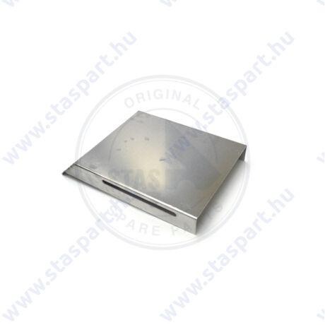 RAIN COVER GRAIN HATCH FOR SYMMETRIC BARN DOOR (LEFT)